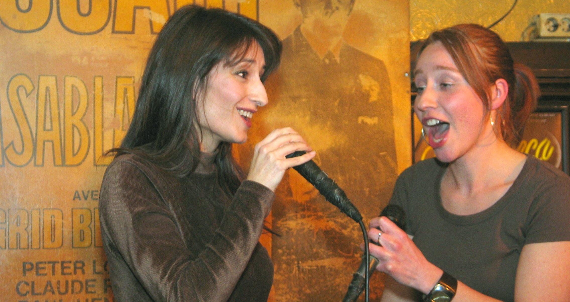 Casablanca Karaoke